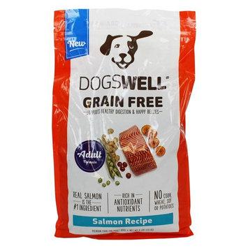 Dry Dog Food Adult Formula Salmon Recipe - 4 lbs.