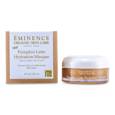 Eminence Pumpkin Latte Hydration Masque (Normal to Dry & Dehydrated Skin) 60ml/2oz