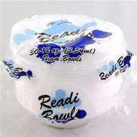 Readi White Foam Bowls 12 oz
