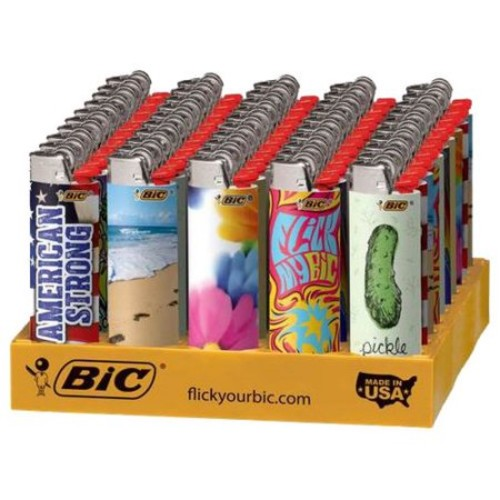 Bic Special Edition Pocket Lighter