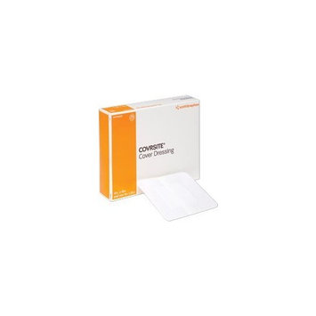 Coversite Cover Dressing 4 X 4, 2 X 2 Pad 30/Bx