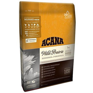 Acana Wild Prairie Dry Dog Food 15lb