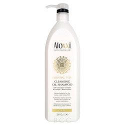 Aloxxi Essential 7 Oil Cleansing Oil Shampoo 33.8 oz