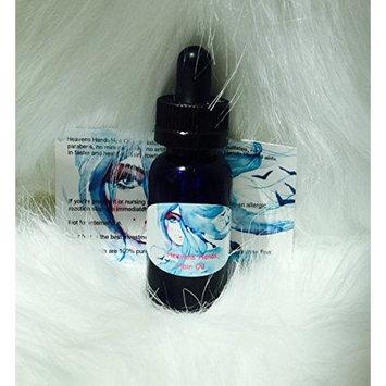 Heavens Hands Organic Hair Oil w/Hair Oil Dropper