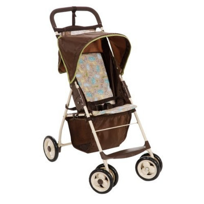 Cosco Juvenile Deluxe Comfort Ride Lightweight Stroller, Kontiki (Discontinued by Manufacturer)