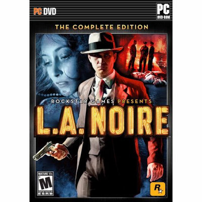 Take-two L.A. Noire: The Complete Edition (PC) (Digital Code)