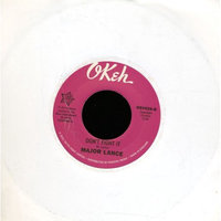 Fye YOU DON'T WANT ME NO MORE/DON'T FIGHT IT (UK) by MAJOR LANCE