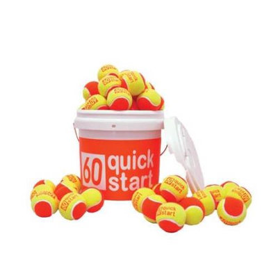 Oncourt Offcourt Quick Start 60 Bucket with 72 Tennis Balls
