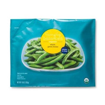 Organic Green Beans 12 oz - Simply Balanced™