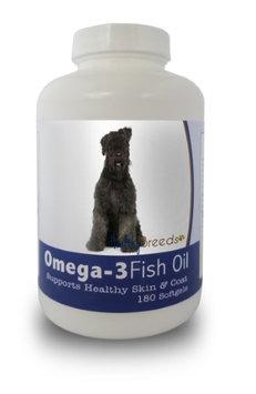 Healthy Breeds 840235141020 Bouvier des Fl & res Omega-3 Fish Oil Softgels 180 Count