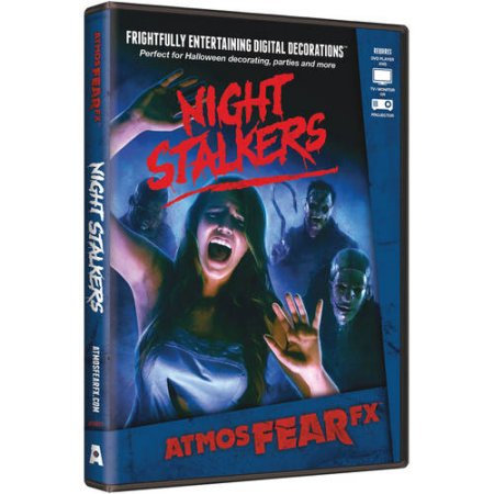 Morris Costumes Atx0011 Audio, Video, Books, Dvds Atmosfearfx Night Stalkers Dvd