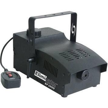 ELIMINATOR Fog Machine w/Powerful 1000 Watt Heater
