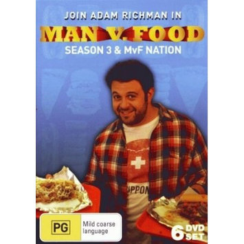Fye Man v. Food: Season 3 & MvF Nation Collection [6 Discs] DVD