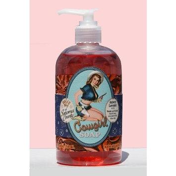 Dolce Mia Shootin' Cowgirl Ambery Lavender Natural Liquid Soap 12 oz.
