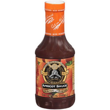 Rocky Mountain All Purpose Apricot Sauce, 27 Fl Oz
