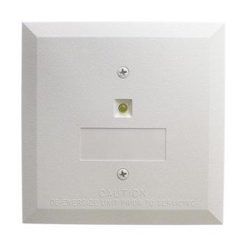 Edwards M500XF Fault Isolator Module Signaling Device Accessory, White