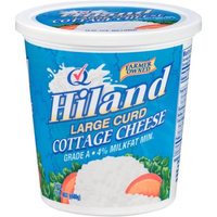 Hiland Large Curd Cottage Cheese, 24 oz