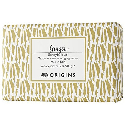 Origins Ginger Savory Bath Bar 200g (PACK OF 2)