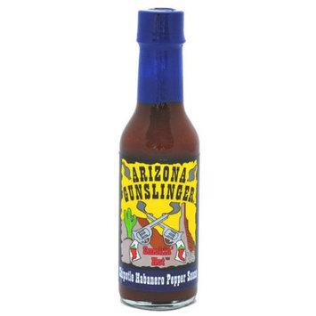 Arizona Gunslinger Smokin Hot Chipotle Habanero Pepper Sauce