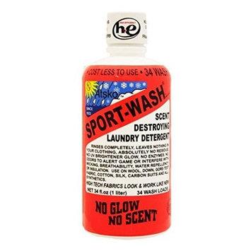 Atsko Sport Wash 1L Bottle (34 wash)