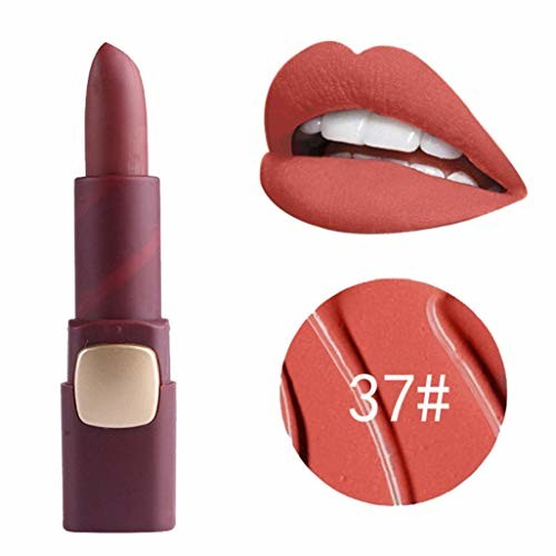 CYCTECH 18 Colors Lipstick Waterproof Long Lasting Lip Glosses Matte Lip sticks Matte Lipsticks Moisturizing Lipstick