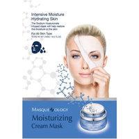 MASQUELOGY Masqueology Moisturizing Cream Mask, 10.5 fl oz