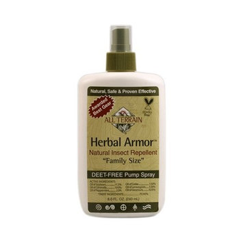 All Terrain Herbal Armor Natural Insect Repellent Family Size - 8 fl oz - HSG-1119502