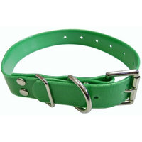 Hamilton 1-Inch by 20-Inch Plastic Coated Nylon Webbing Dog Collar []