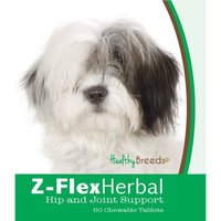 Healthy Breeds Pet Supplements 60 Old English Sheepdog Natural Joint Support Chewable Tablets
