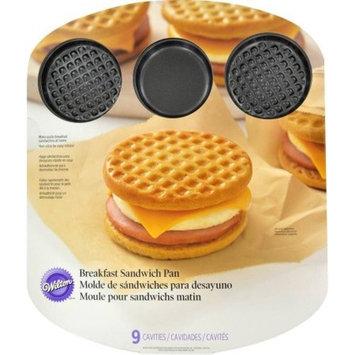 Breakfast Sandwich Pan, 9 Cavity, 15