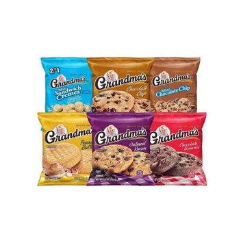 Frito Lay Grandma's Cookies Variety Pack, 30 Count