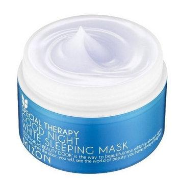 Mizon Good Night White Sleeping Mask 80ml (For Whitening and Hydrating Skin Protective Layer), MizonP02-SLmask