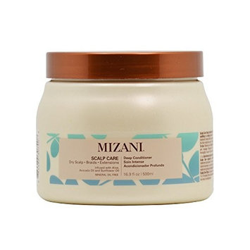 Mizani Scalp Care Deep Conditioner 16.9oz