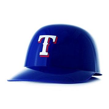 Sugar Free Gummy Fish in a Texas Rangers Mini Baseball Batting Helmet MLB Diabetic Candy and diabetic friendly
