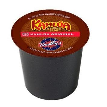 Timothy's World Coffee Kahlúa Original 24 K-Cups x 4 Boxes