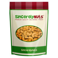 Sincerely Nuts Jumbo Cashews, Roasted and Salted, 3 Lb