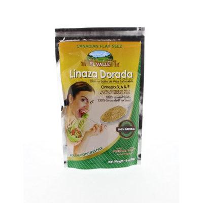 Pharmadel Canadian Flax Seed - Linaza Dorada 16 Oz (Pack of 12)