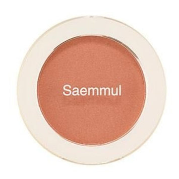 [the SAEM] Saemmul Single Blusher BE02 Flash Beige 5g : Beauty