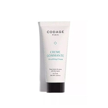 CODAGE PARIS Exfoliating Soothing Radiance Scrubbing Cream 15 ml - Travel Size