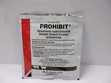 Agrilabs Prohibit Soluable Drench Powder 15946