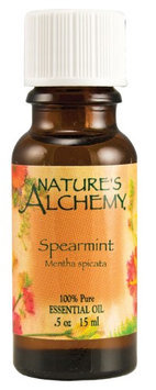 Nature's Alchemy 100% Pure Essential Oil Spearmint - 0.5 fl oz