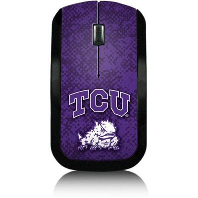 TCU Horned Frogs Wireless Mouse