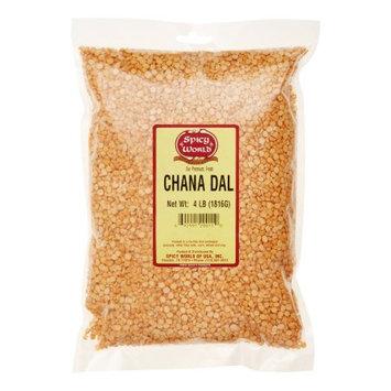 Spicy World Chana Dal (Split Bengal Gram)4 Pounds