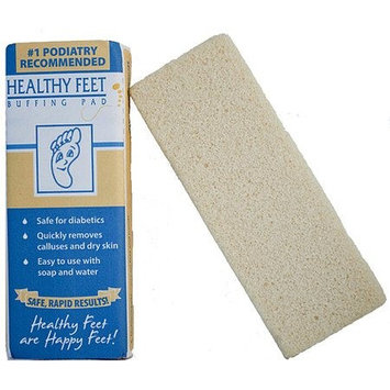 Healthy Feet Buffing Pad 1.0 ea.(pack of 3)
