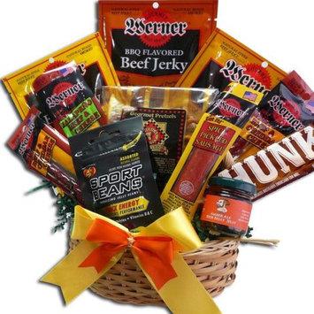 Gordan Gifts Inc Jerky Delights Gift Basket