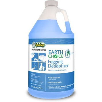 OdoBan 970262-G4 Earth Choice Fogging Deodorizer,1 Gallon
