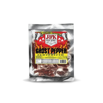 J&K Beef Jerky - Ghost Pepper Flavor 2.5oz