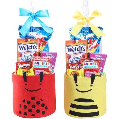 Houdini, Inc. Houdini All Candy Easter Gift Basket, 8 pc