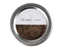 Homemade My Way Dill Seeds 2 Oz in Magnetic Spice Tin