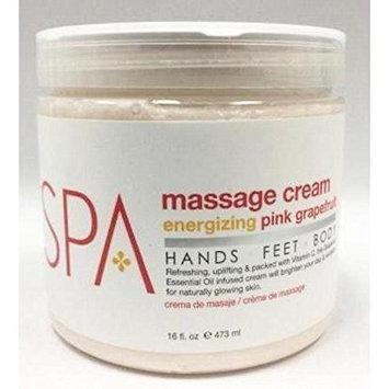 BCL Spa Energizing Pink Grapefruit [Massage Cream]